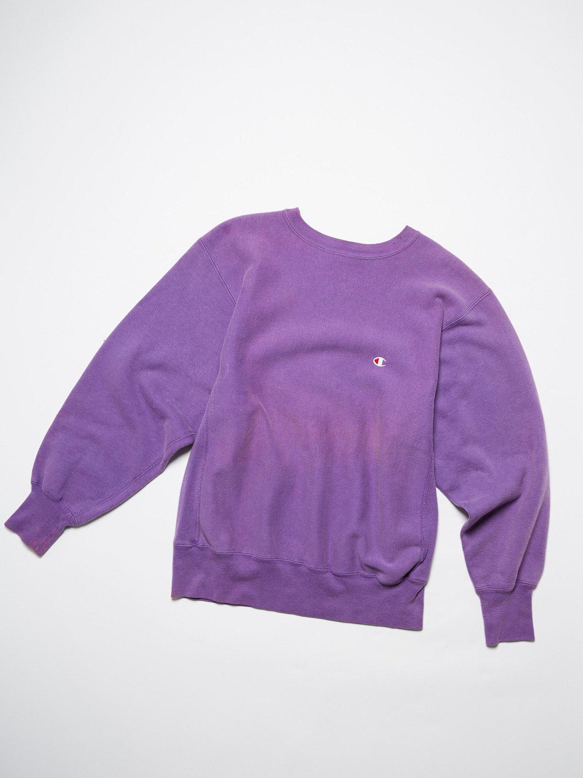 Vintage 1980s Champions Sweatshirt