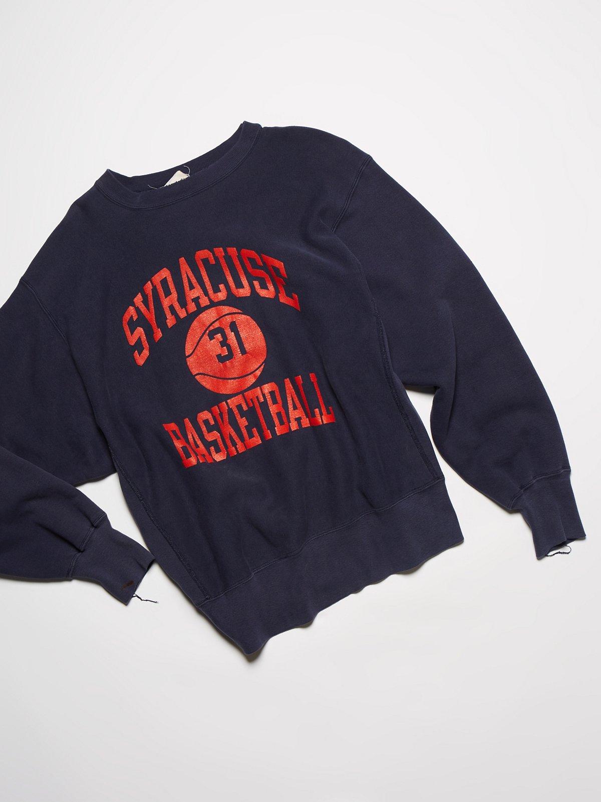 Vintage Champion Syracuse Sweatshirt