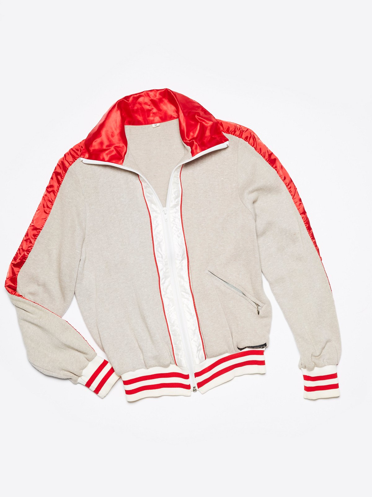 Vintage 1980s Track Jacket