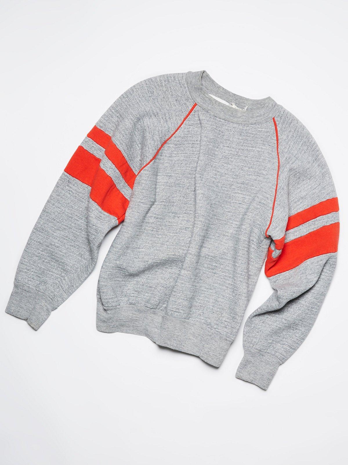 Vintage 1980s Pullover Sweatshirt