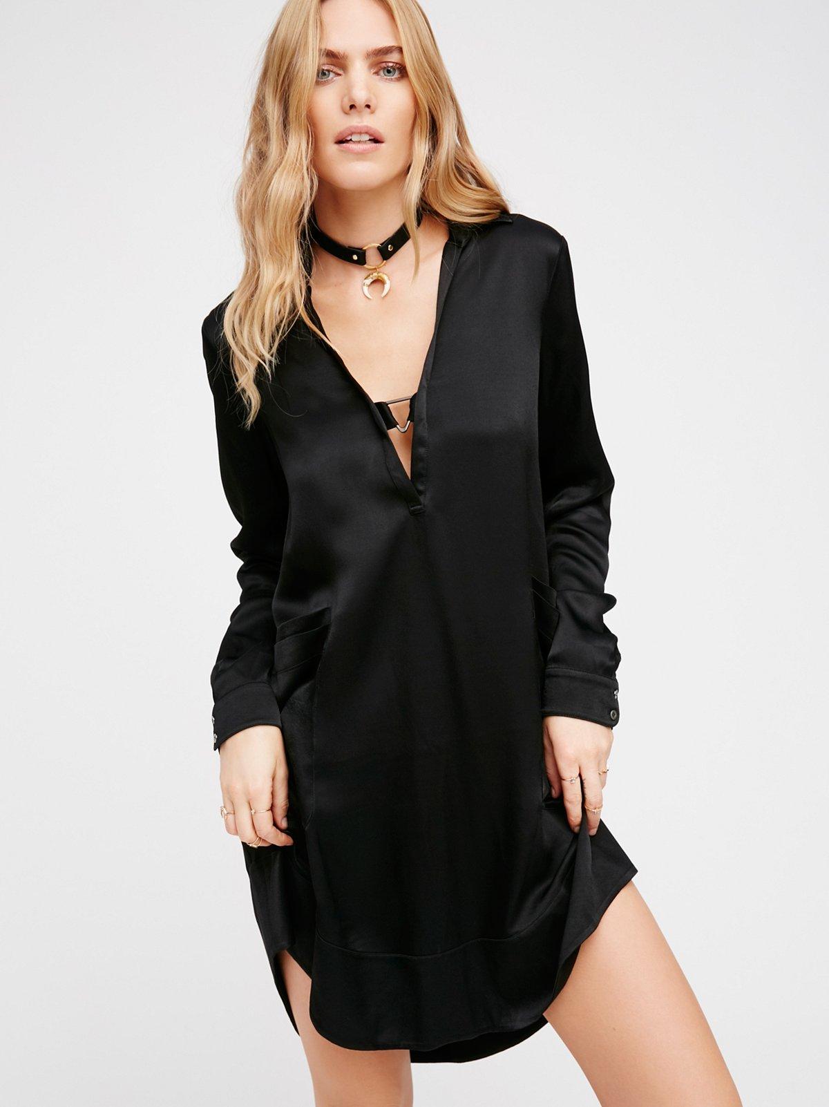 Bad Habits Mini Dress