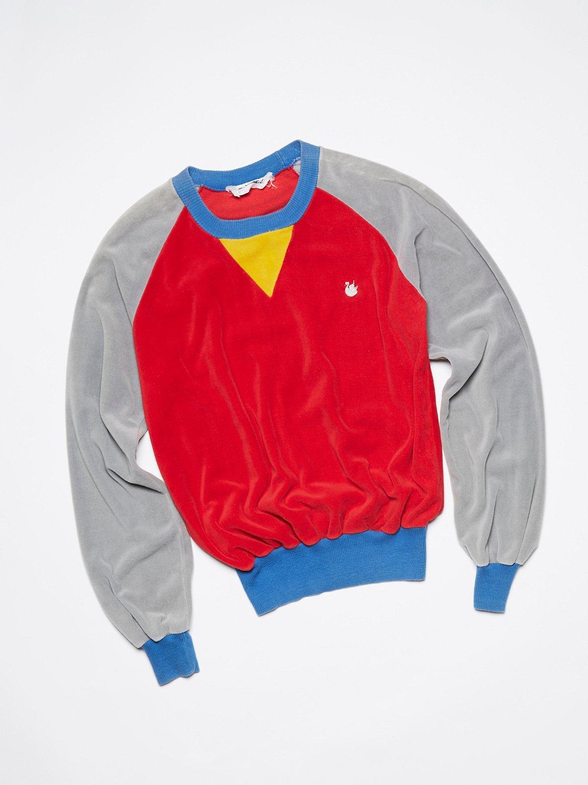 Vintage 1980s DVF Pullover