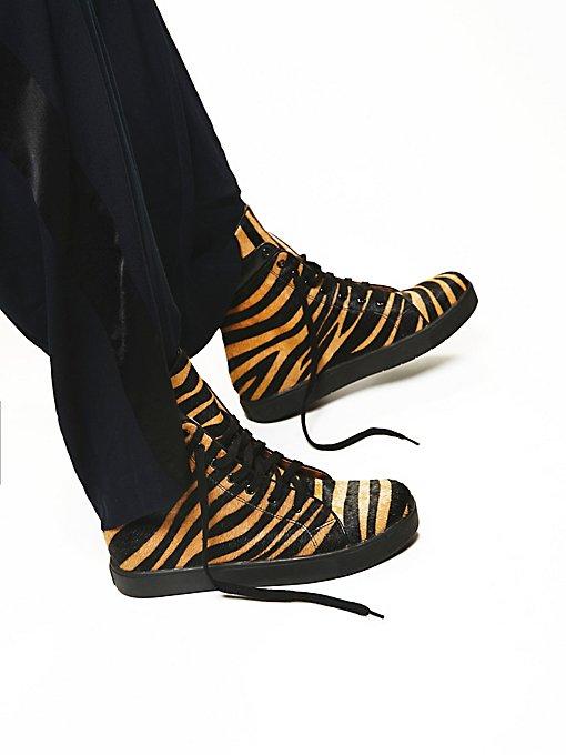 Product Image: Tiger Hi-Top Sneaker