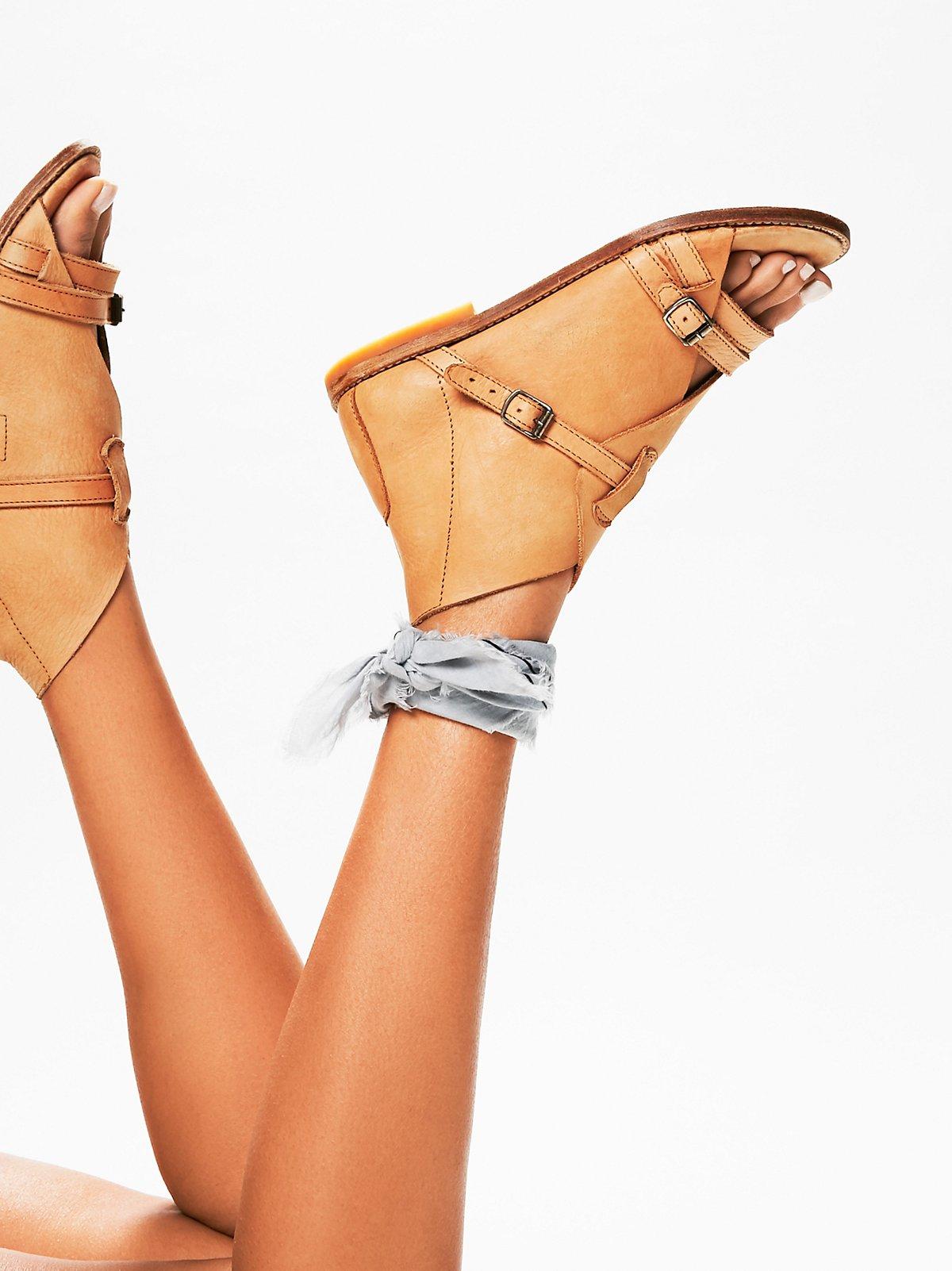Spellbound Boot Sandal