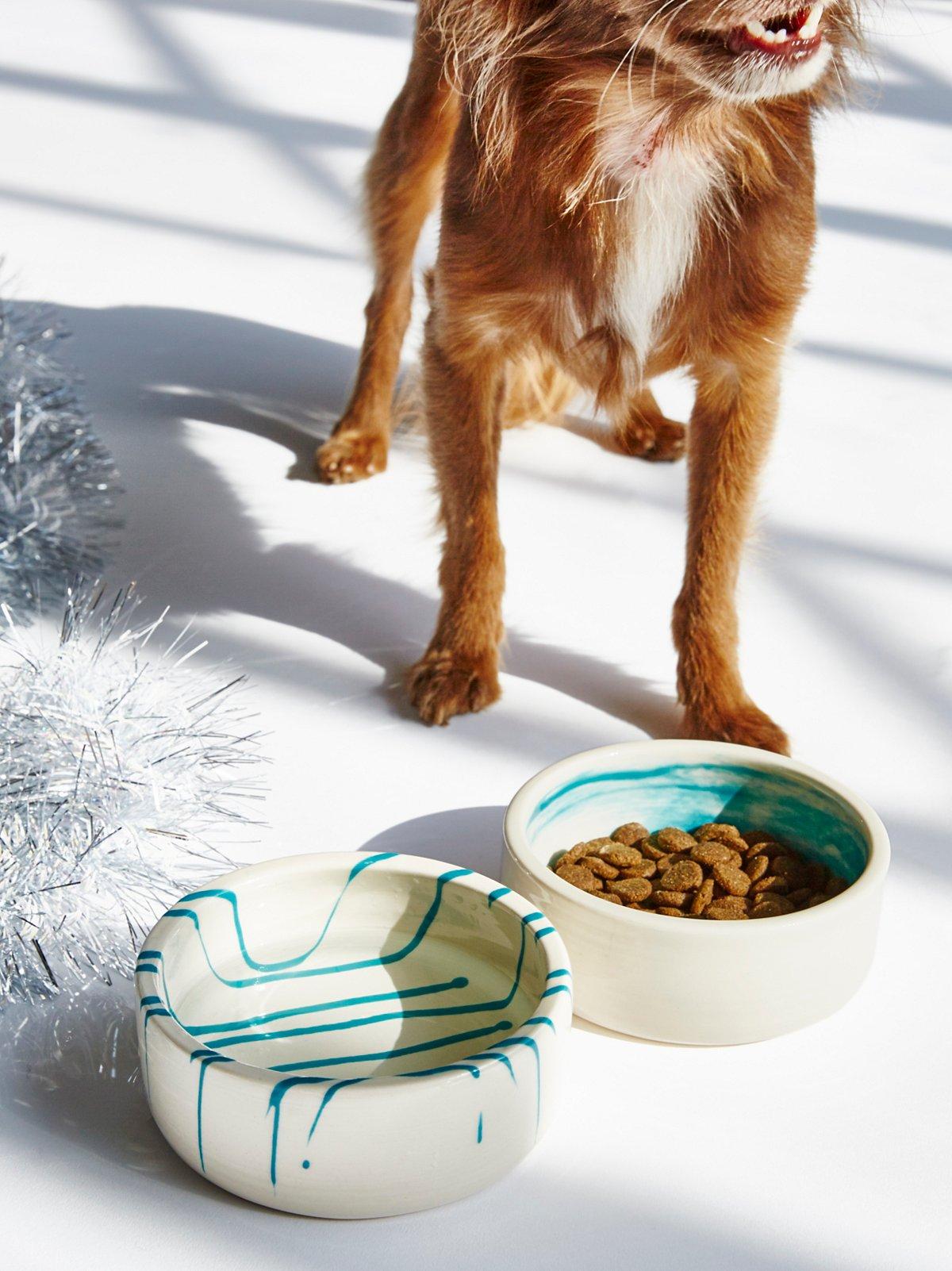 Pet Bowl Set