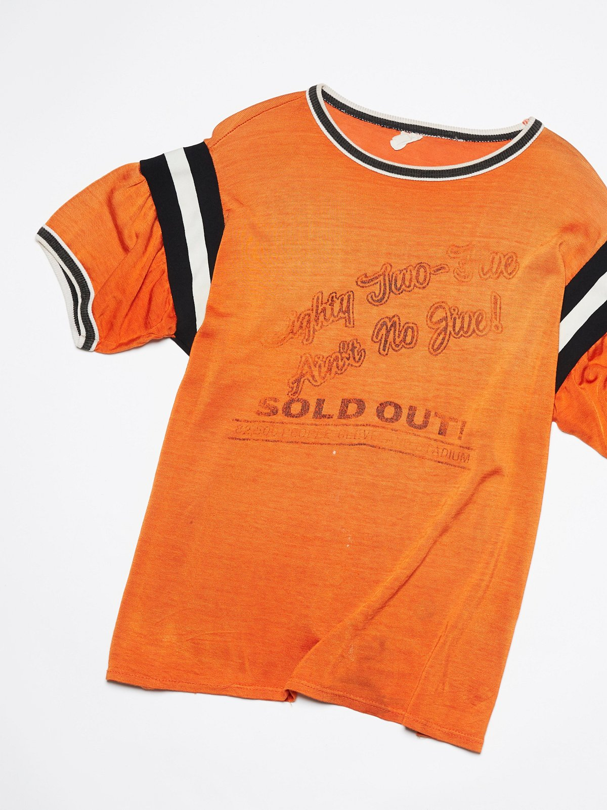 Vintage 1970s Sold Out Tee