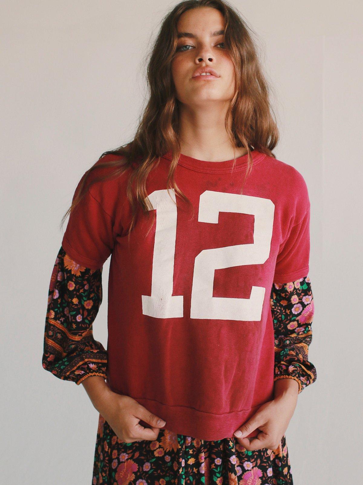 Vintage 1960s Sweatshirt Jersey
