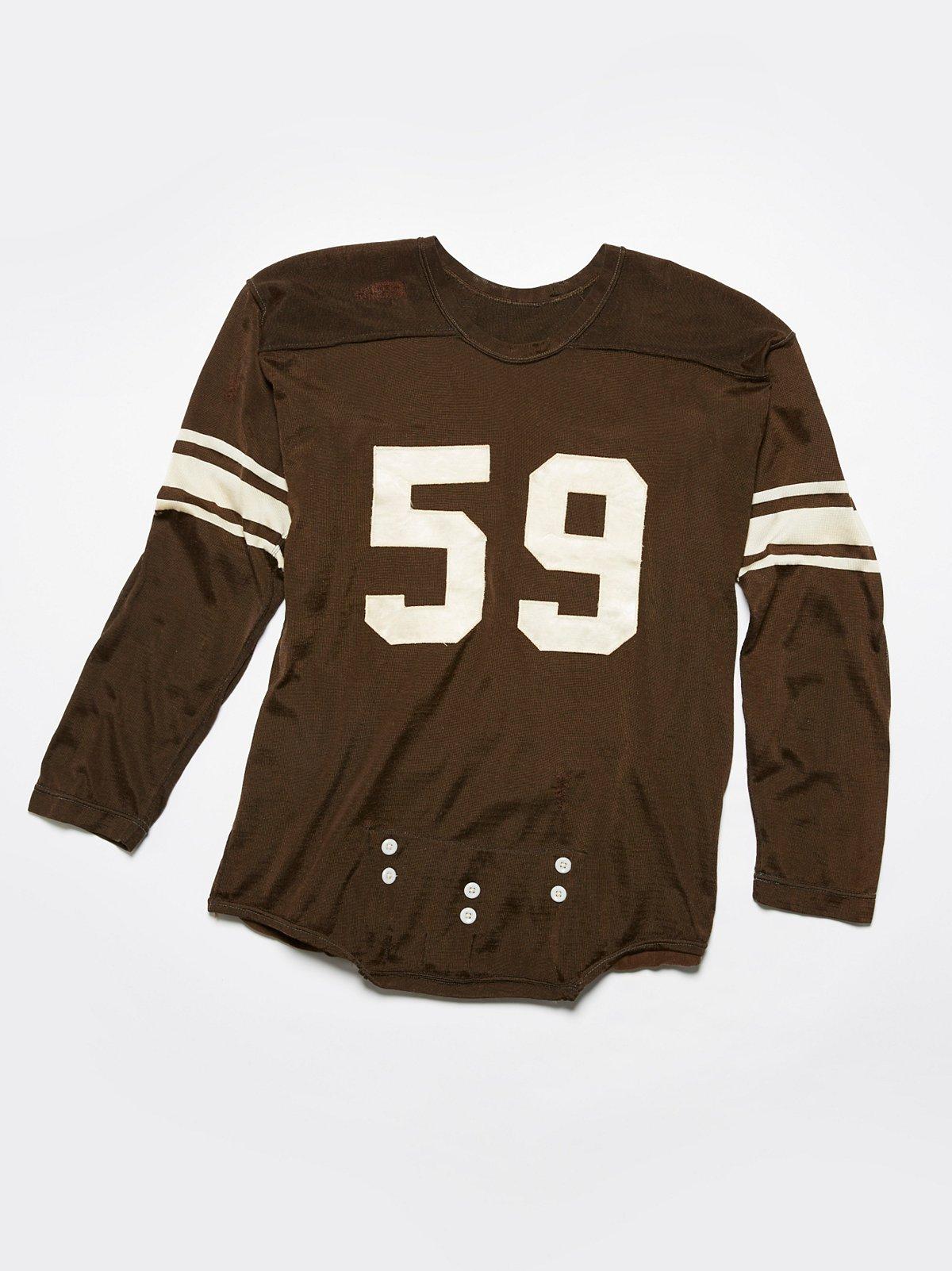 Vintage 1970s Football Jersey