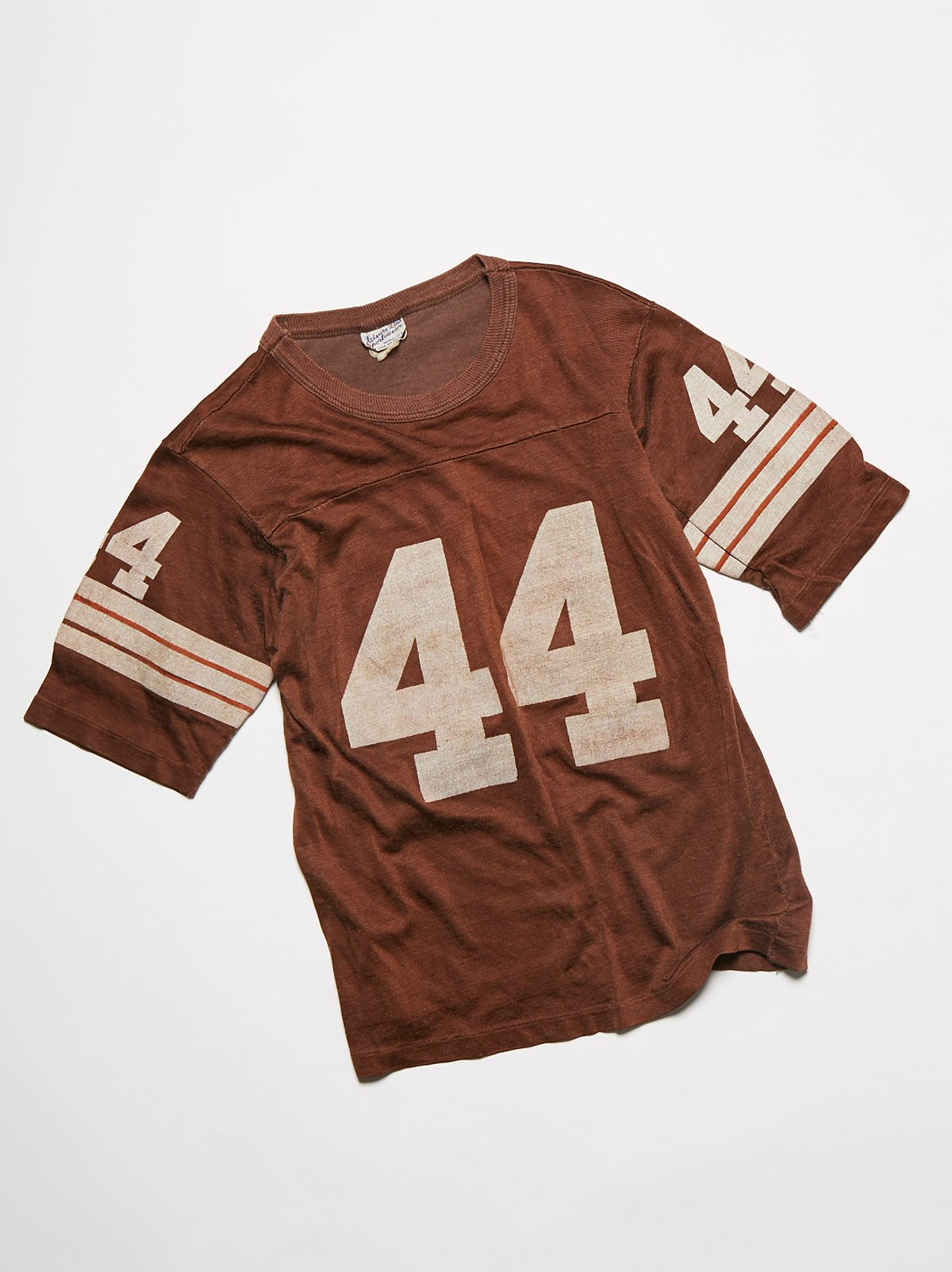 Vintage 1970s Football Jersey