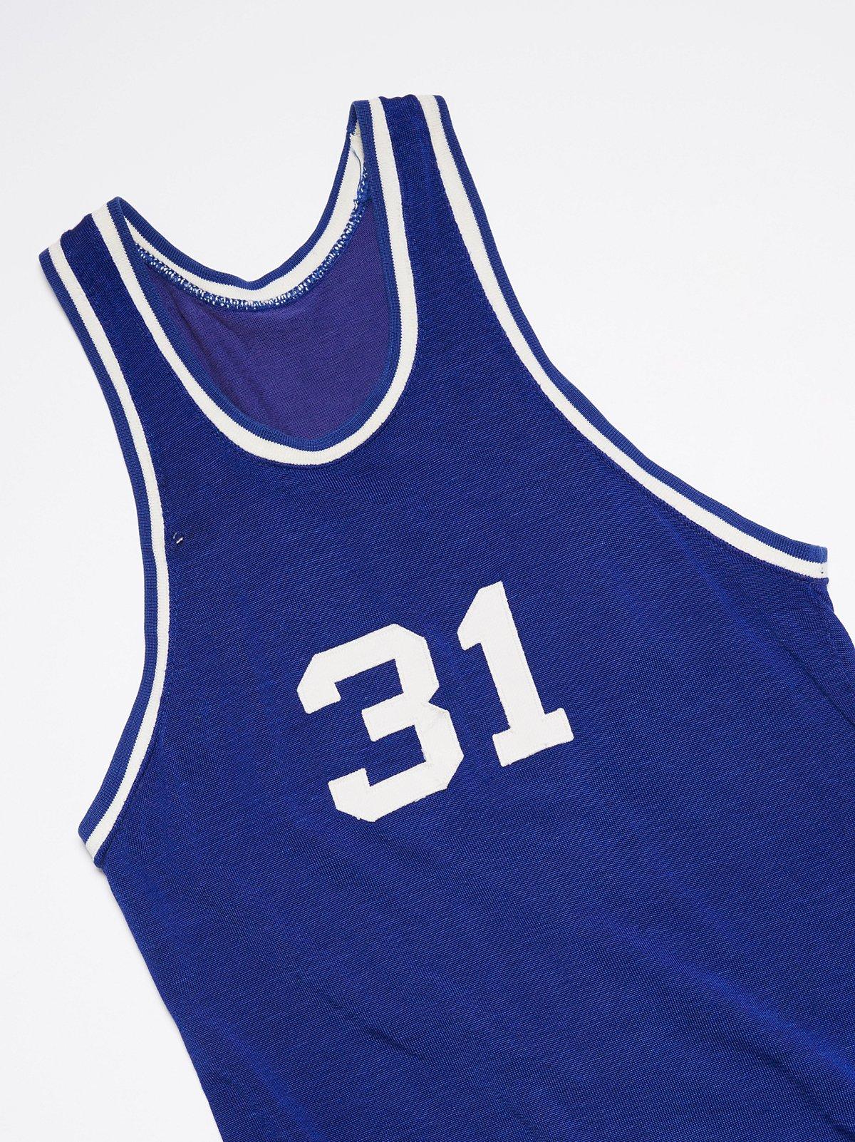 Vintage 1960s #31 Jersey