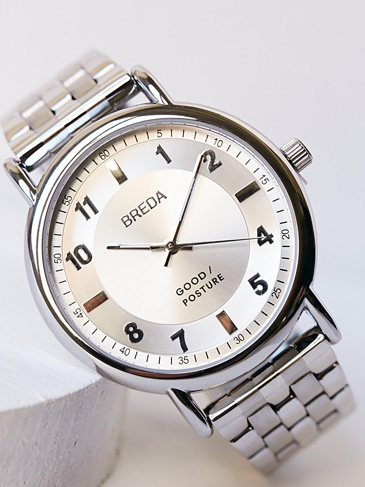 Blossom金属带腕表