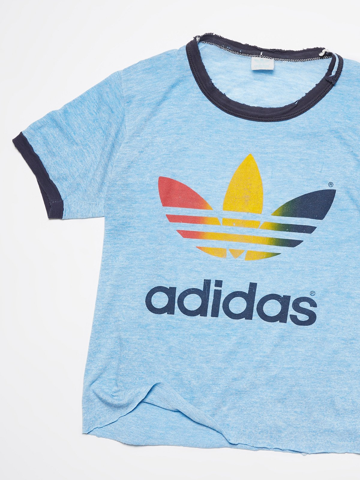 Vintage 1980s Adidas Graphic Tee