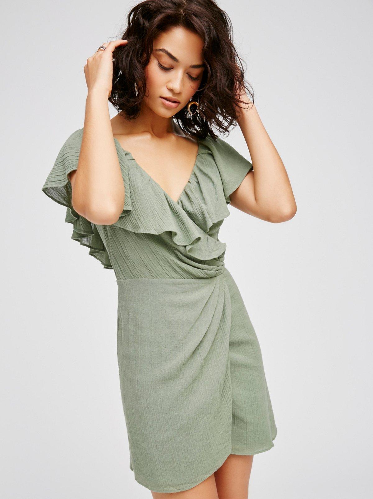 Bali Dreamin' Mini Dress