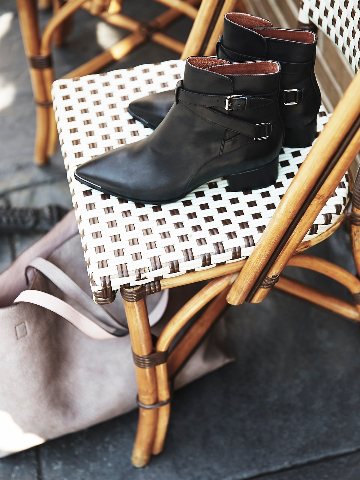Continental Ankle Boot