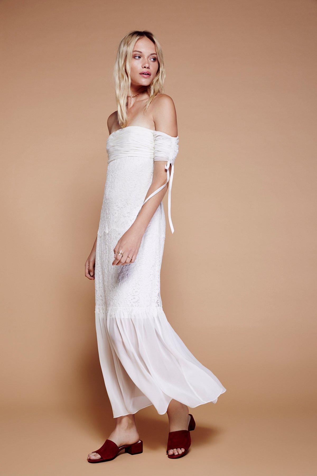 Arlene连衣长裙