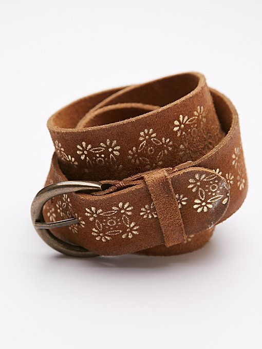 Product Image: Annie Leather Belt