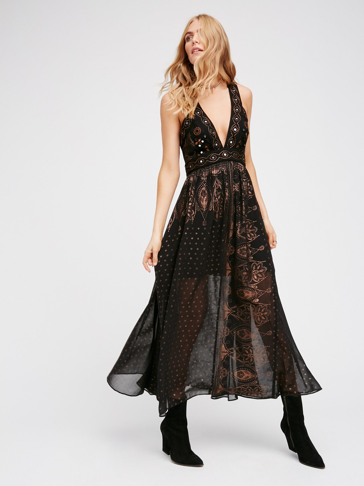Starlight Maxi Dress at Free People Clothing Boutique
