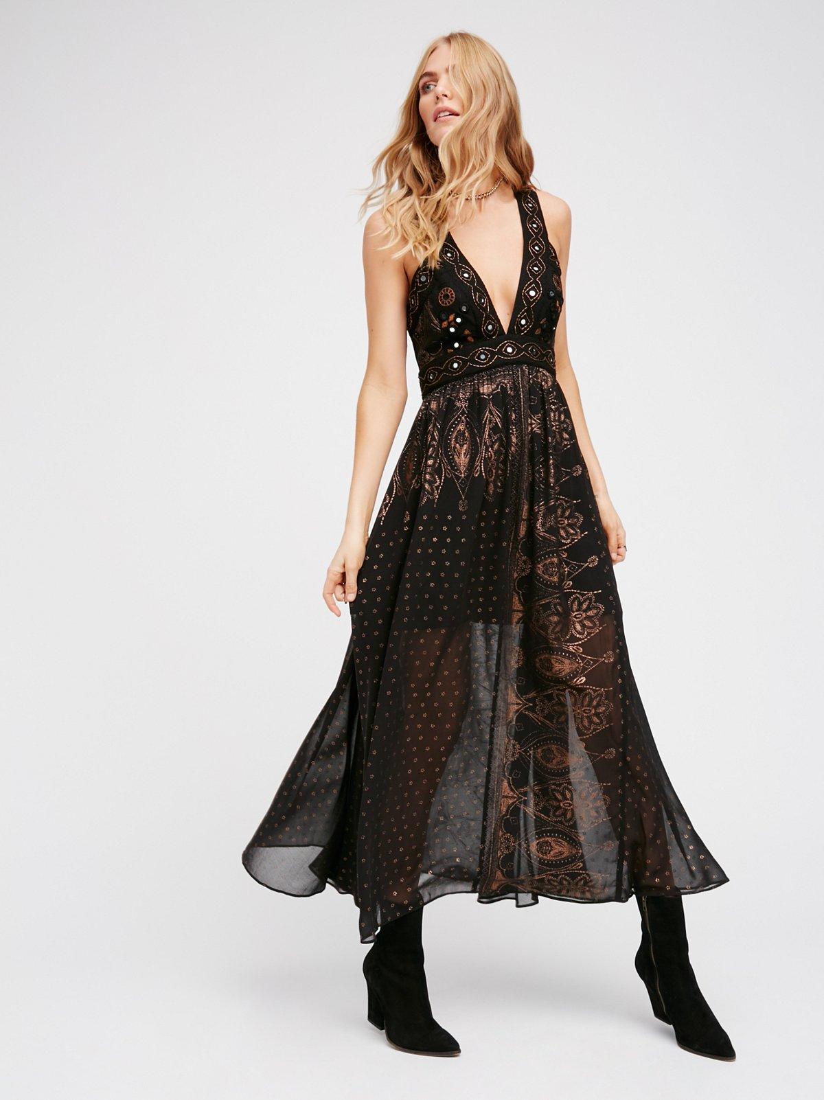 Starlight Maxi Dress