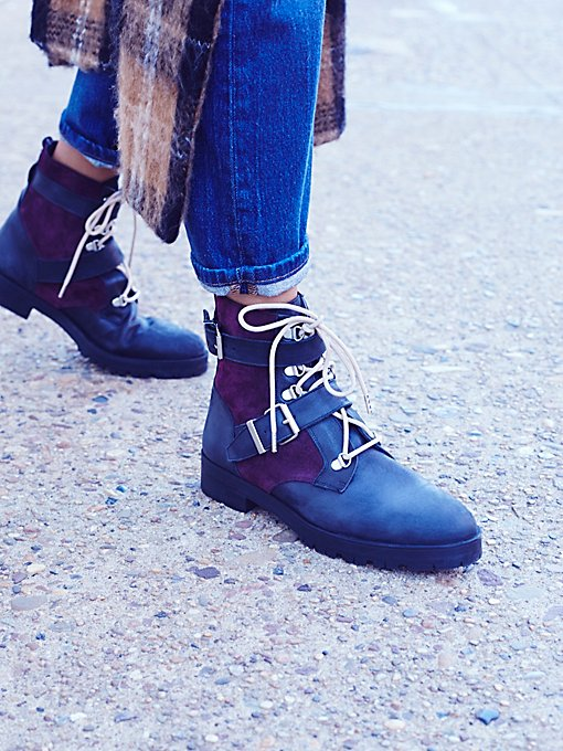 Product Image: Showdown系带靴
