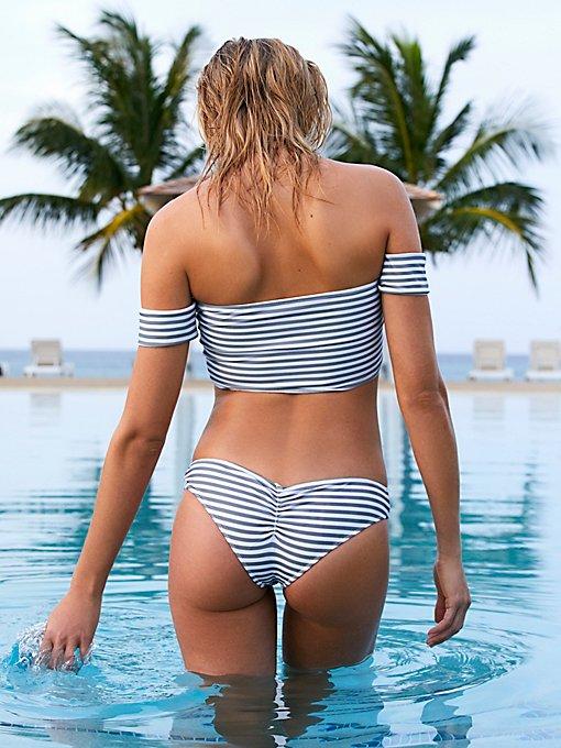Product Image: Nikki Stripe Bikini Bottom