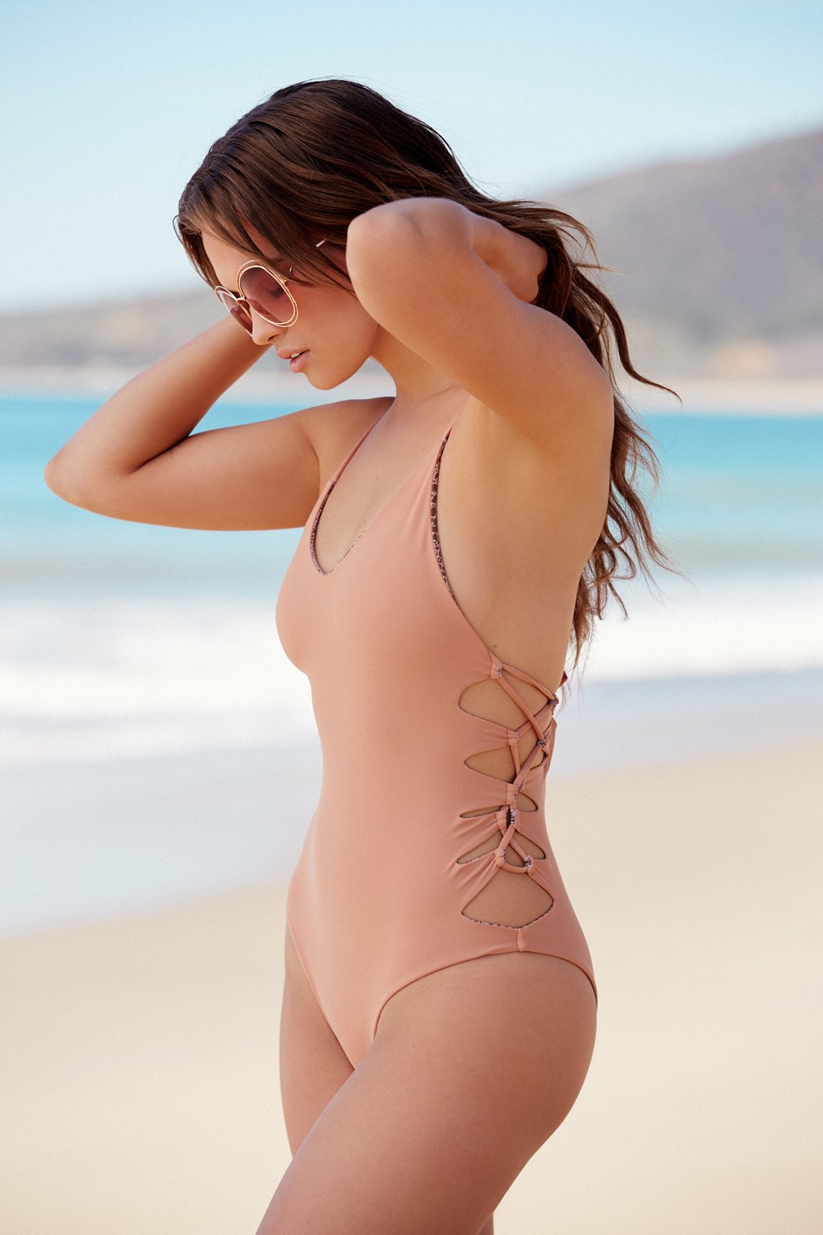 Florence Tied Sides One Piece