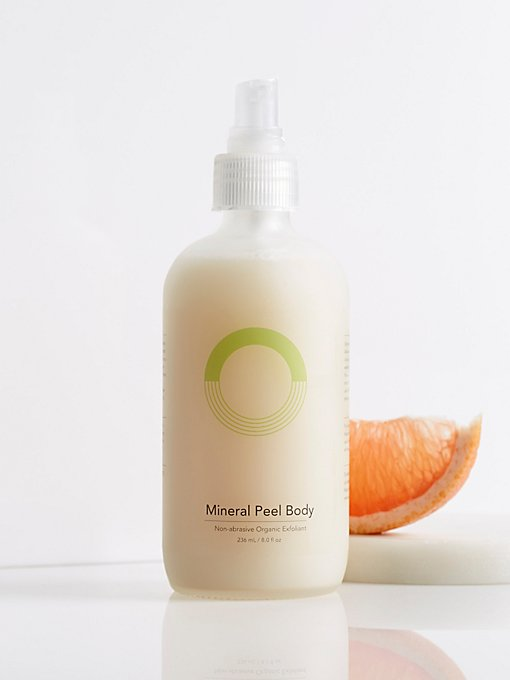 Product Image: Mineral Peel Body