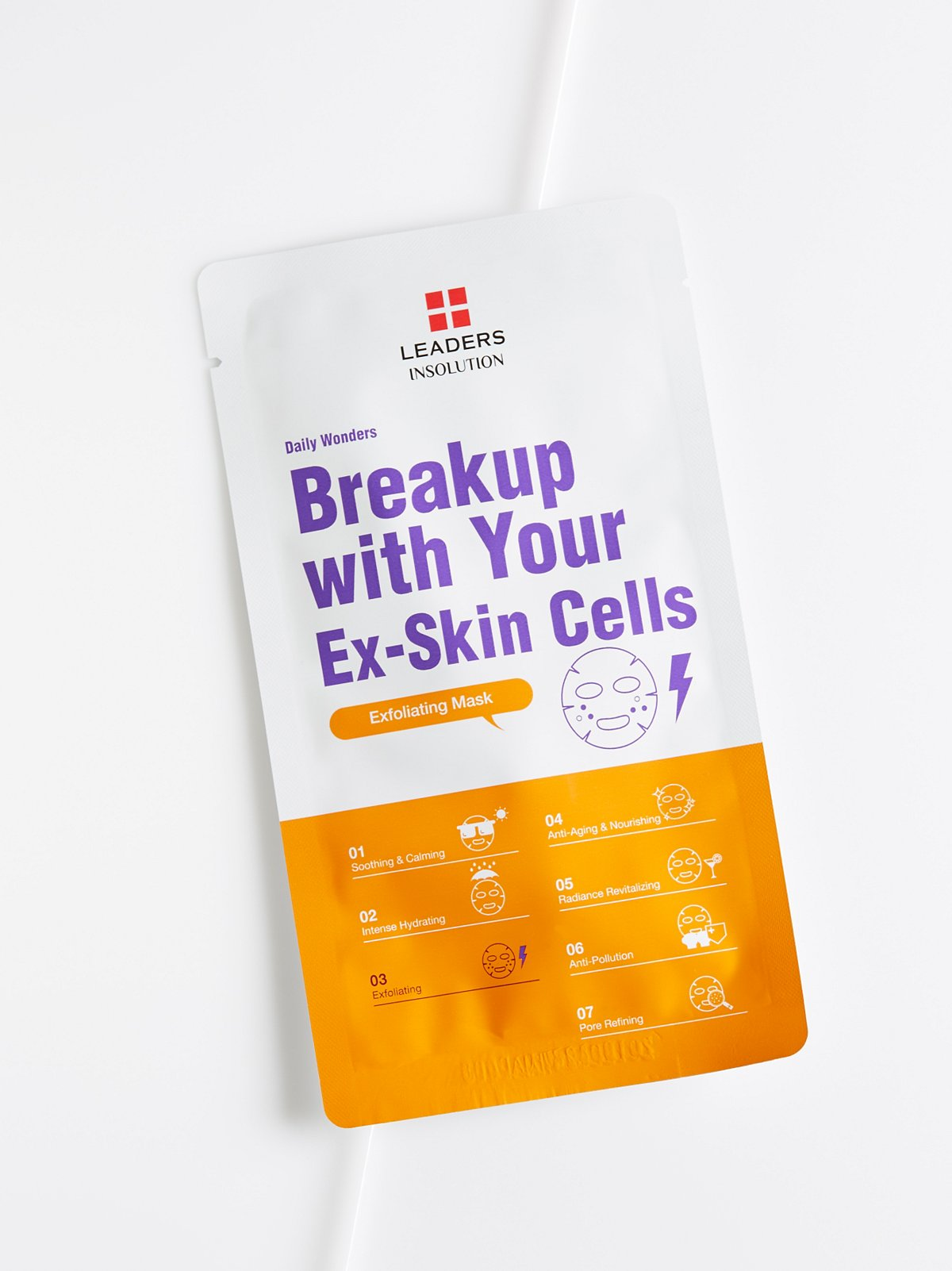 Daily Wonders Break Up With Your Ex Skin Cells Mask