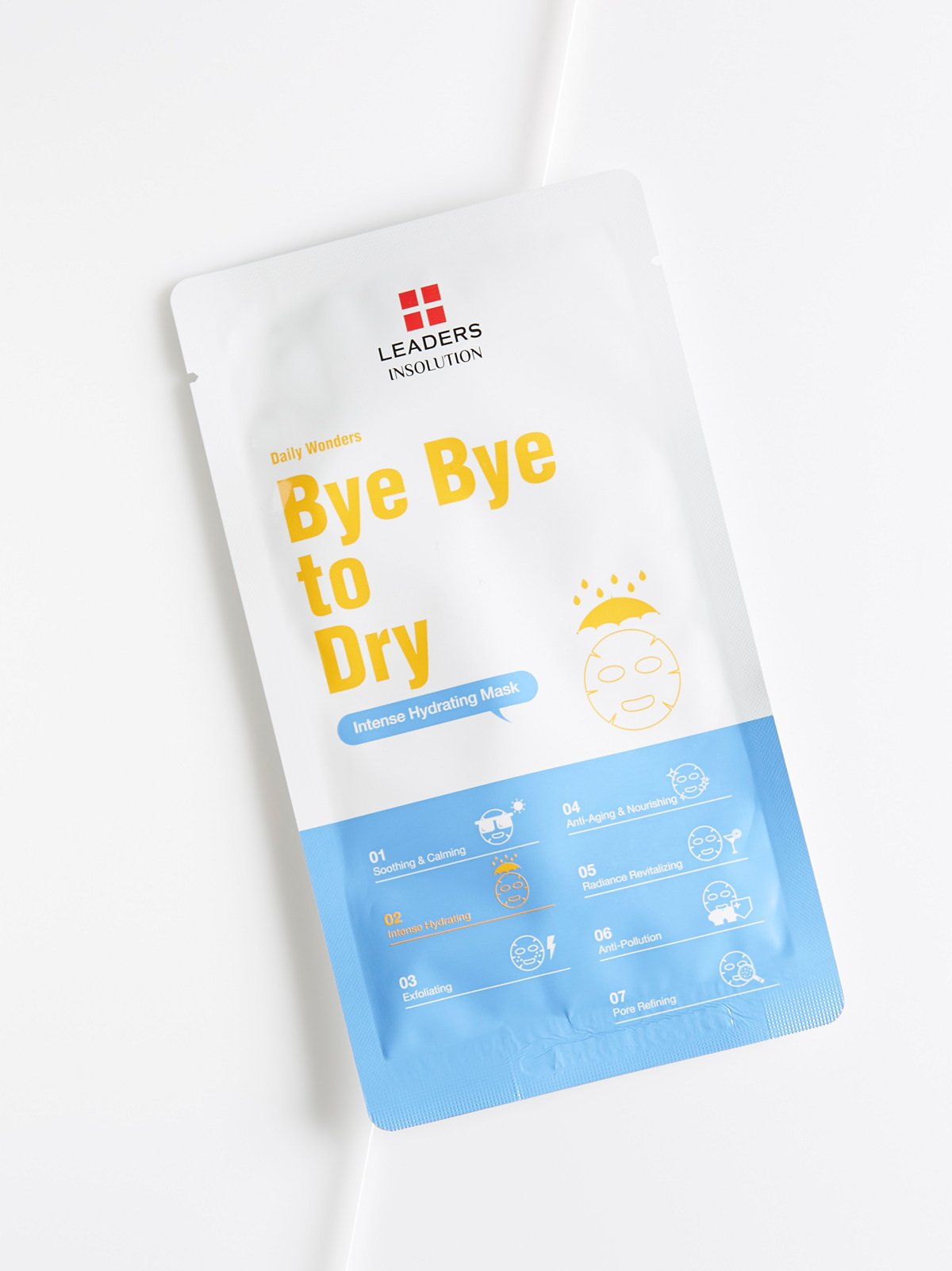Daily Wonders Bye Bye To Dry Mask
