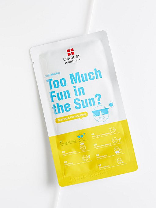 Product Image: Daily Wonders Too Much Fun In The Sun? Mask