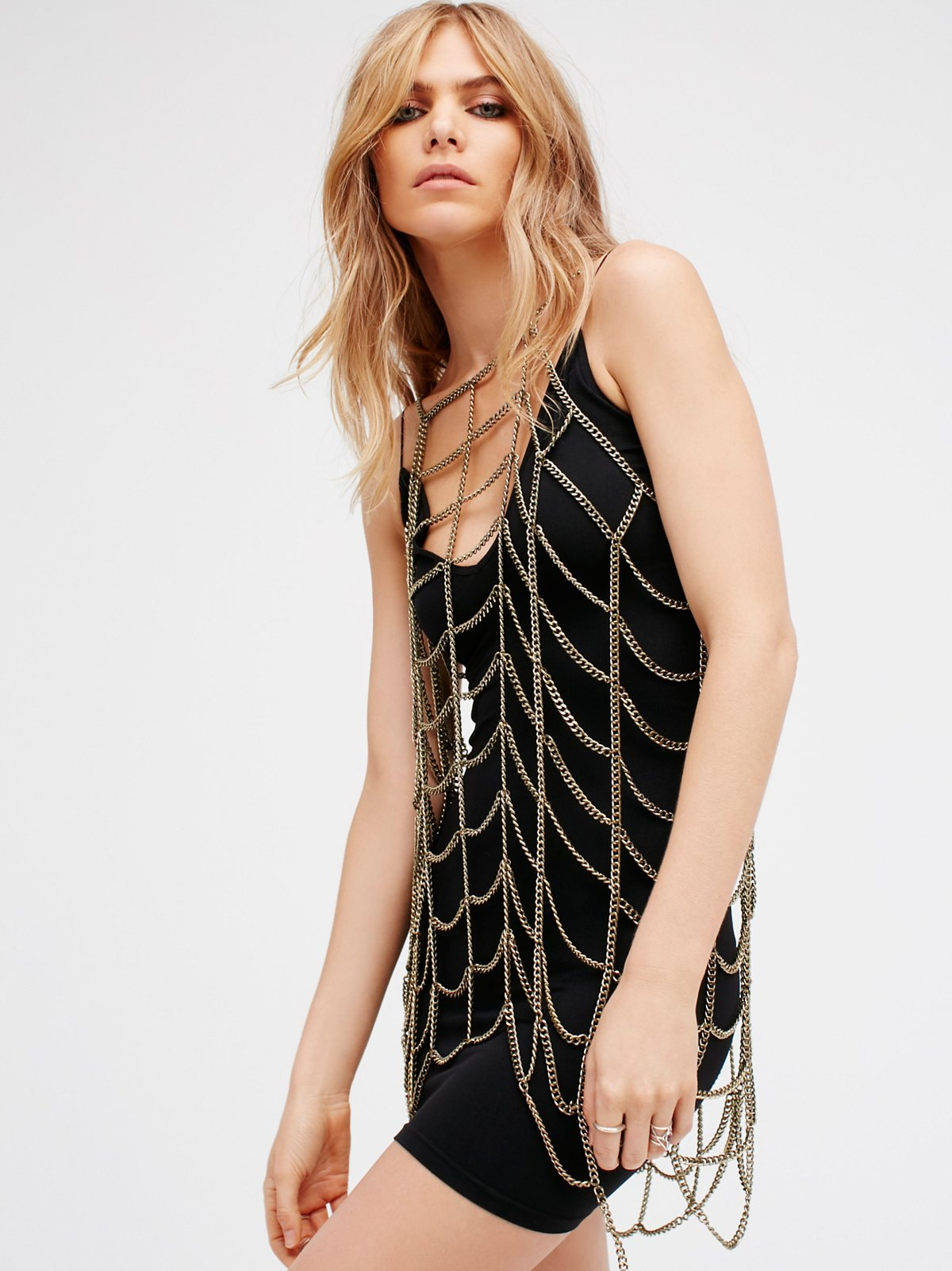 Cara Chain Dress