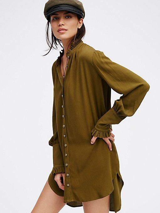 Product Image: Lieutenant Shirt Dress