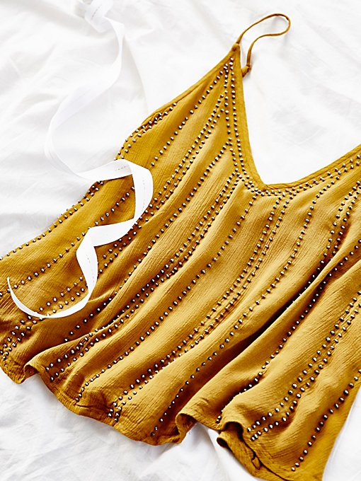 Product Image: BB缀饰吊带衫