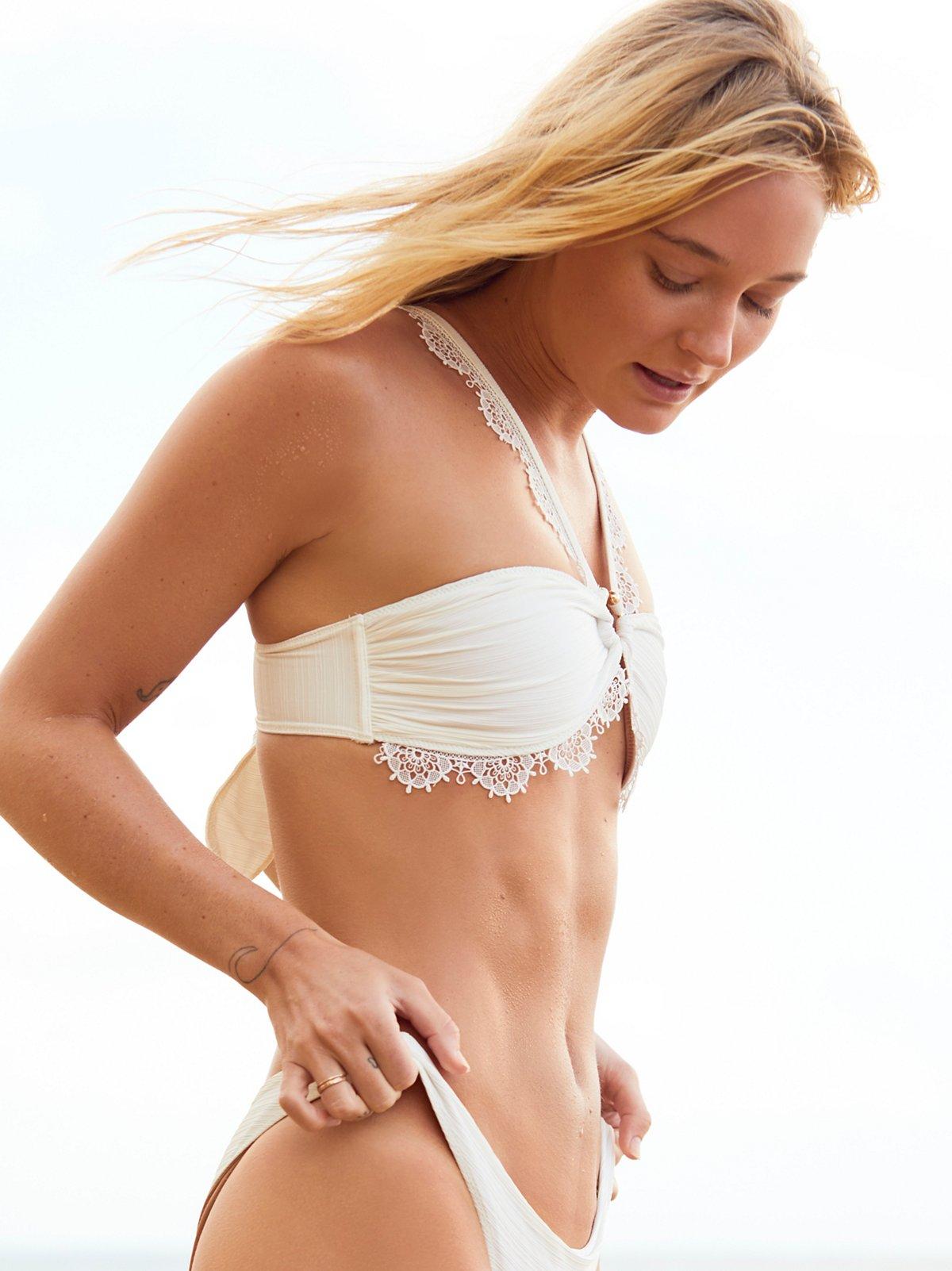 La Rochelle Bandeau Bikini Top