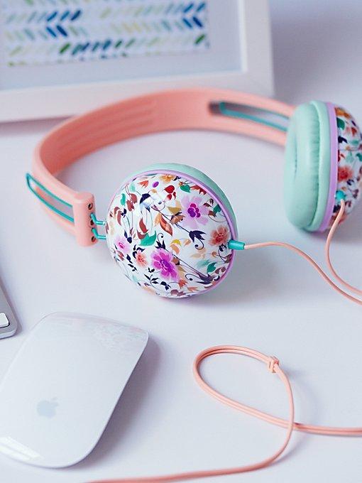 Product Image: Noise Isolating Printed Headphones