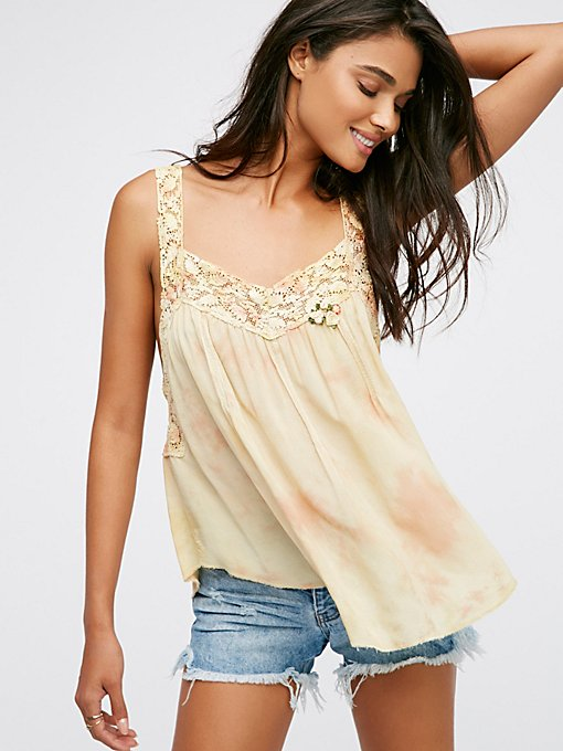 Product Image: Paradise Mate水洗吊带衫