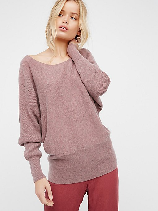 Product Image: Too Little Too Late Cashmere Dolman