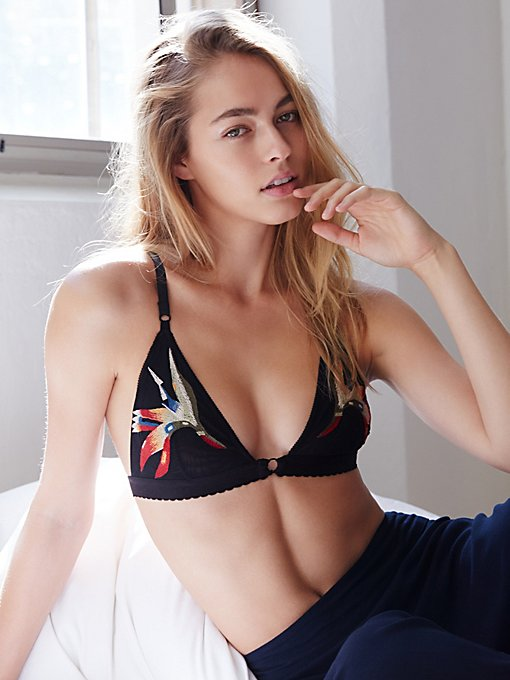 Product Image: Embroidered Bralette