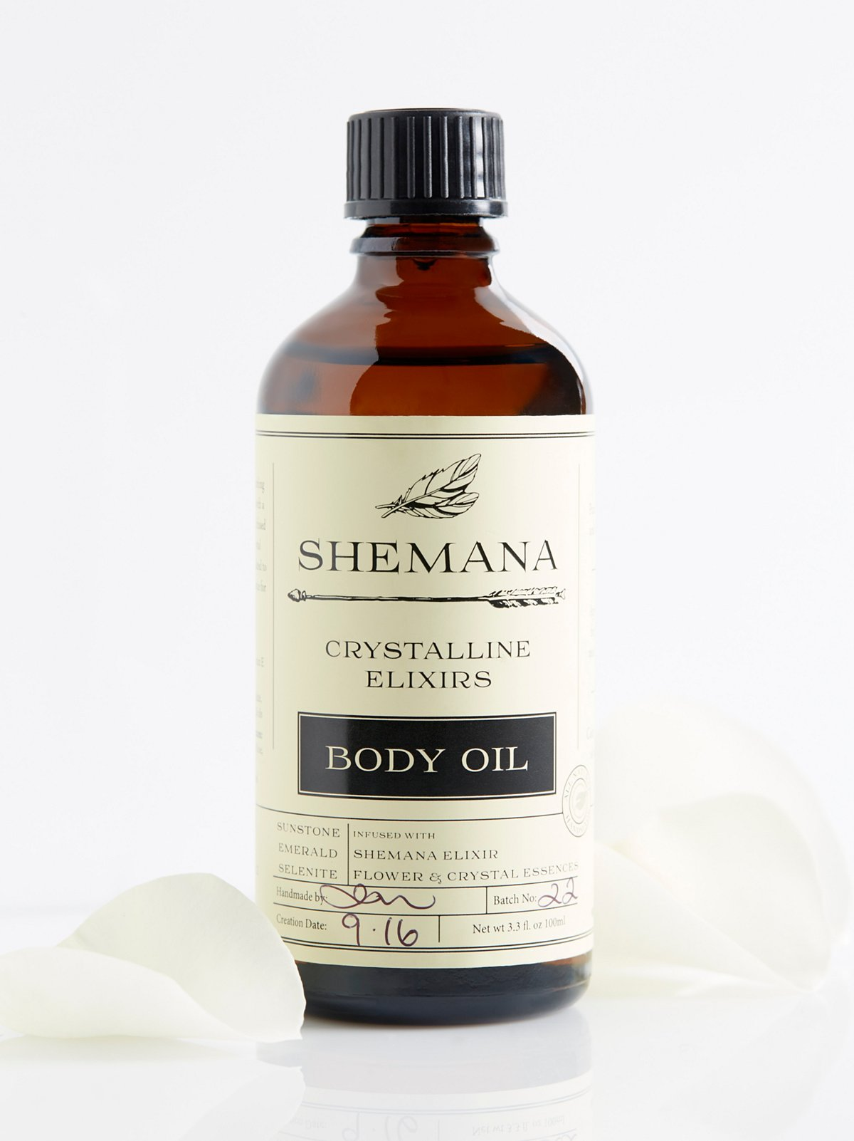 Shemana Body Oil