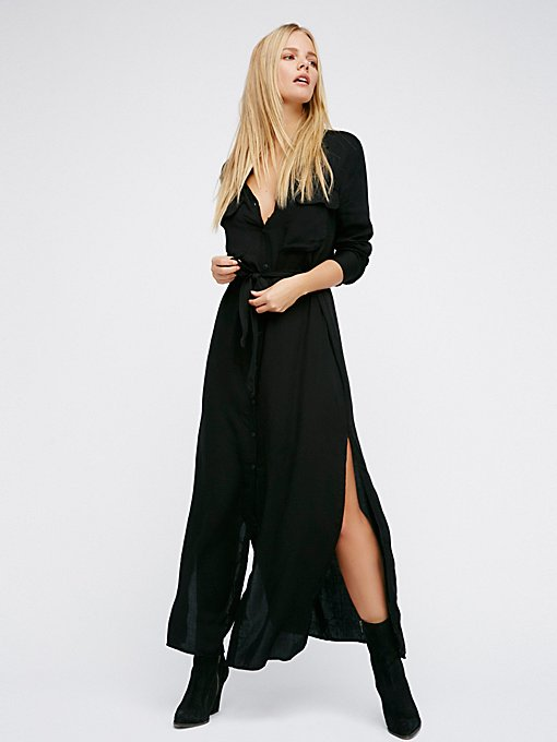 Product Image: Your Love Maxi Shirt Dress