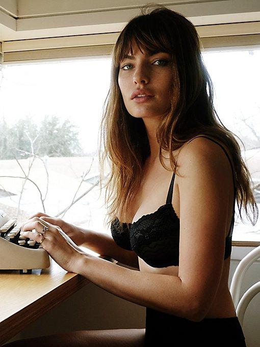 Product Image: Single Lady Balconette Bra