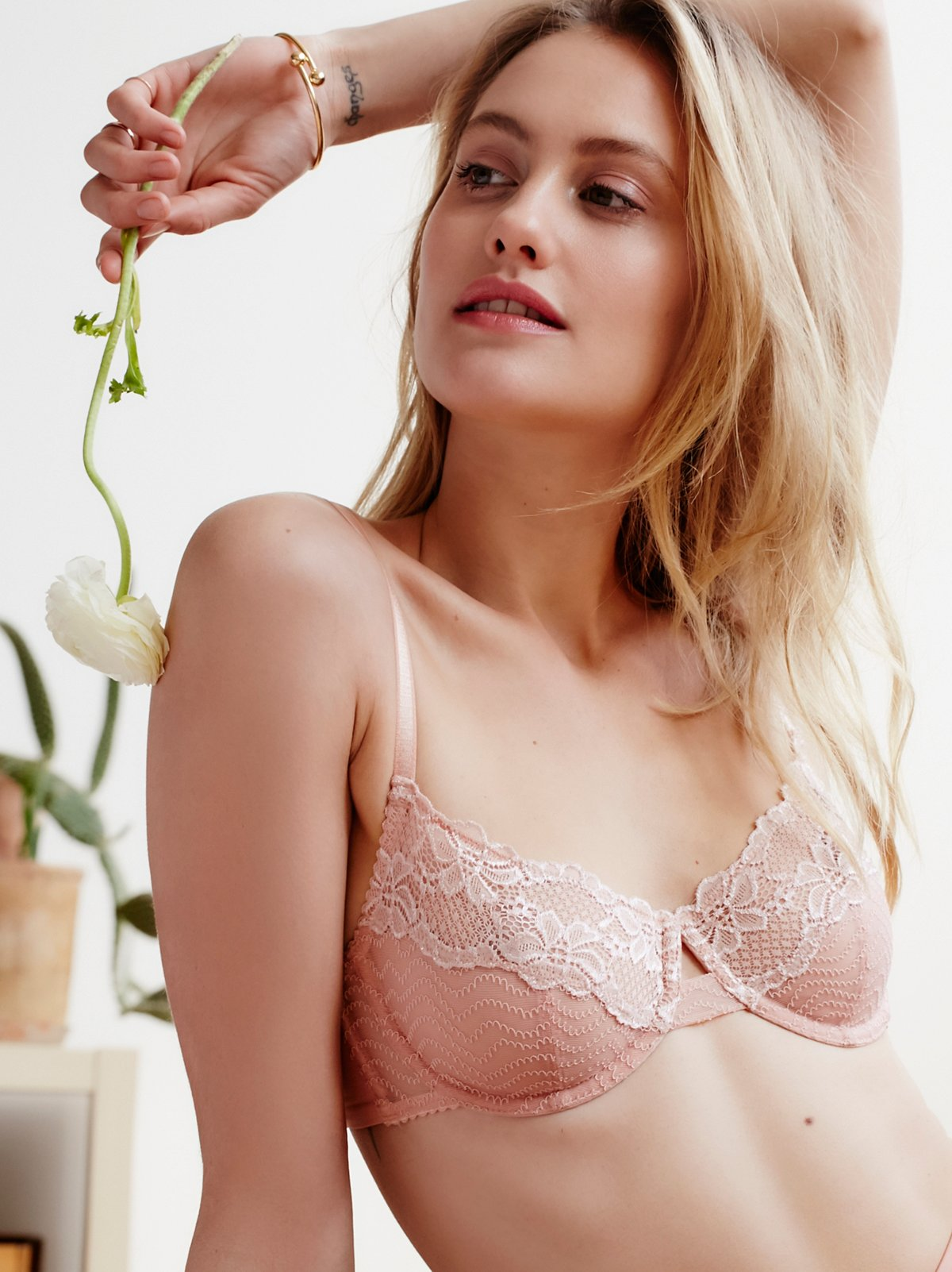 Single Lady Balconette Bra