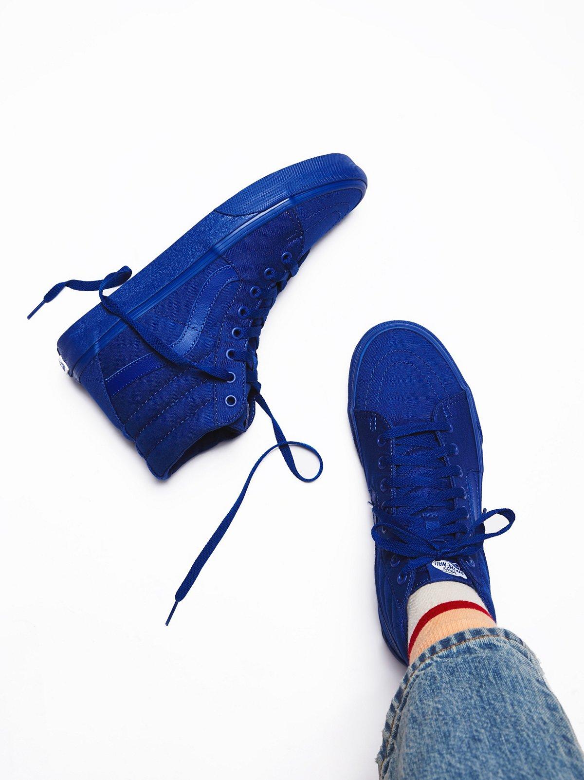 Sk8-Hi Mono Canvas Sneaker