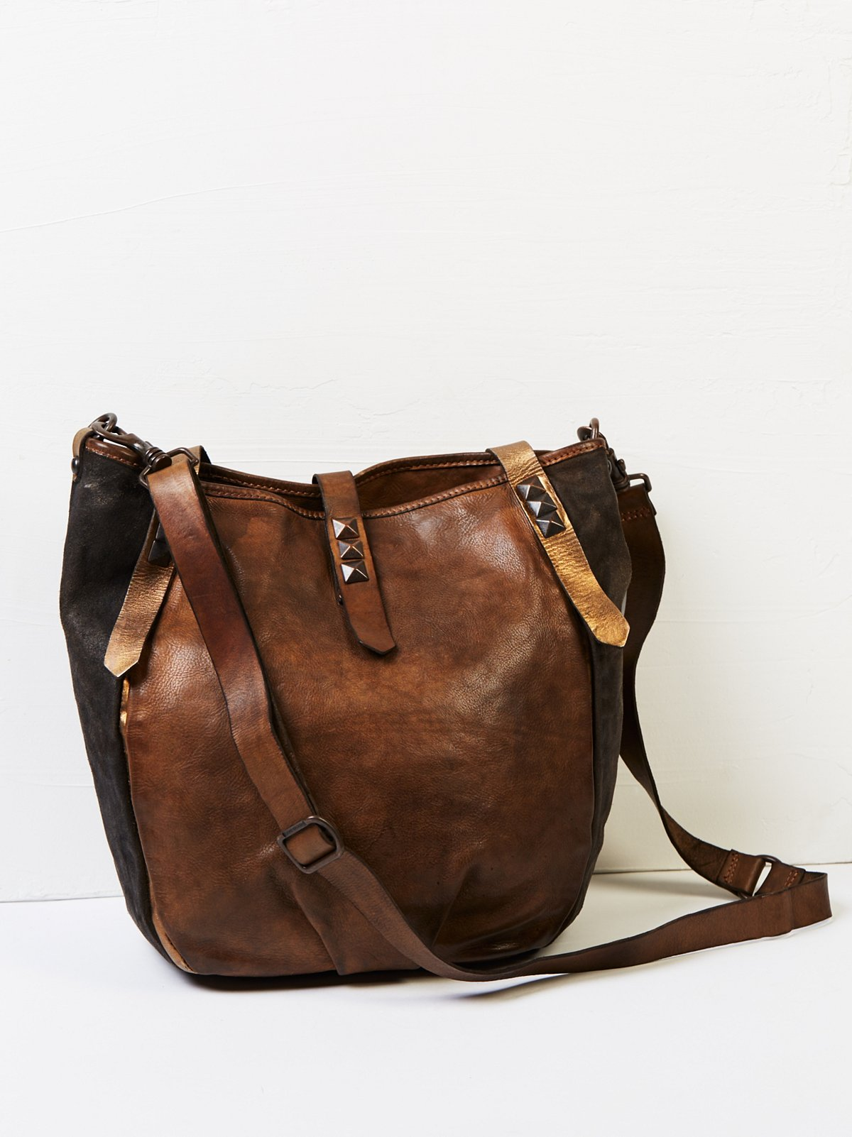 Navona Distressed Tote