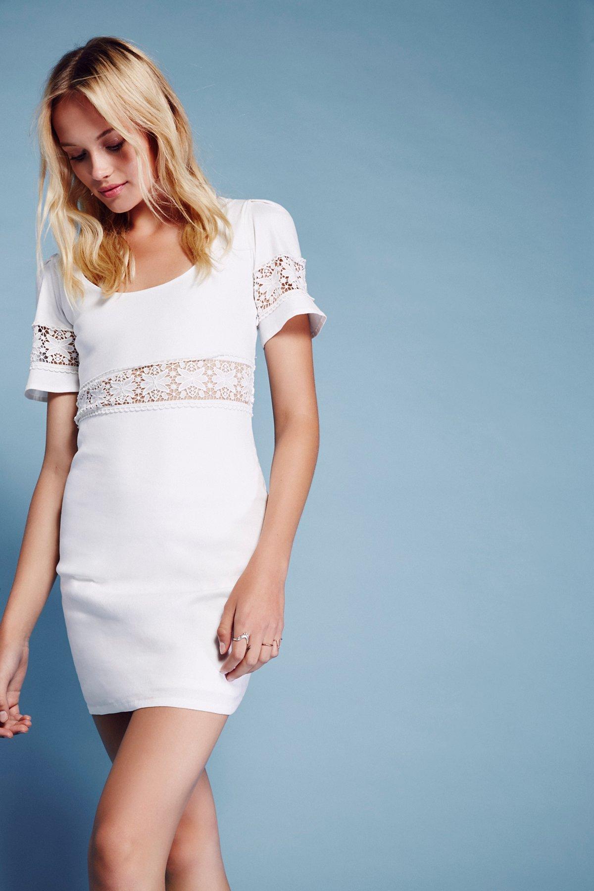 Crawford Mini Dress