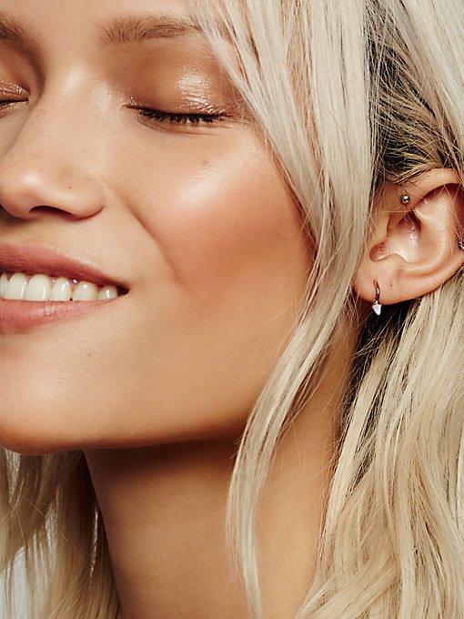 Product Image: Opal Spike Clicker Hoop