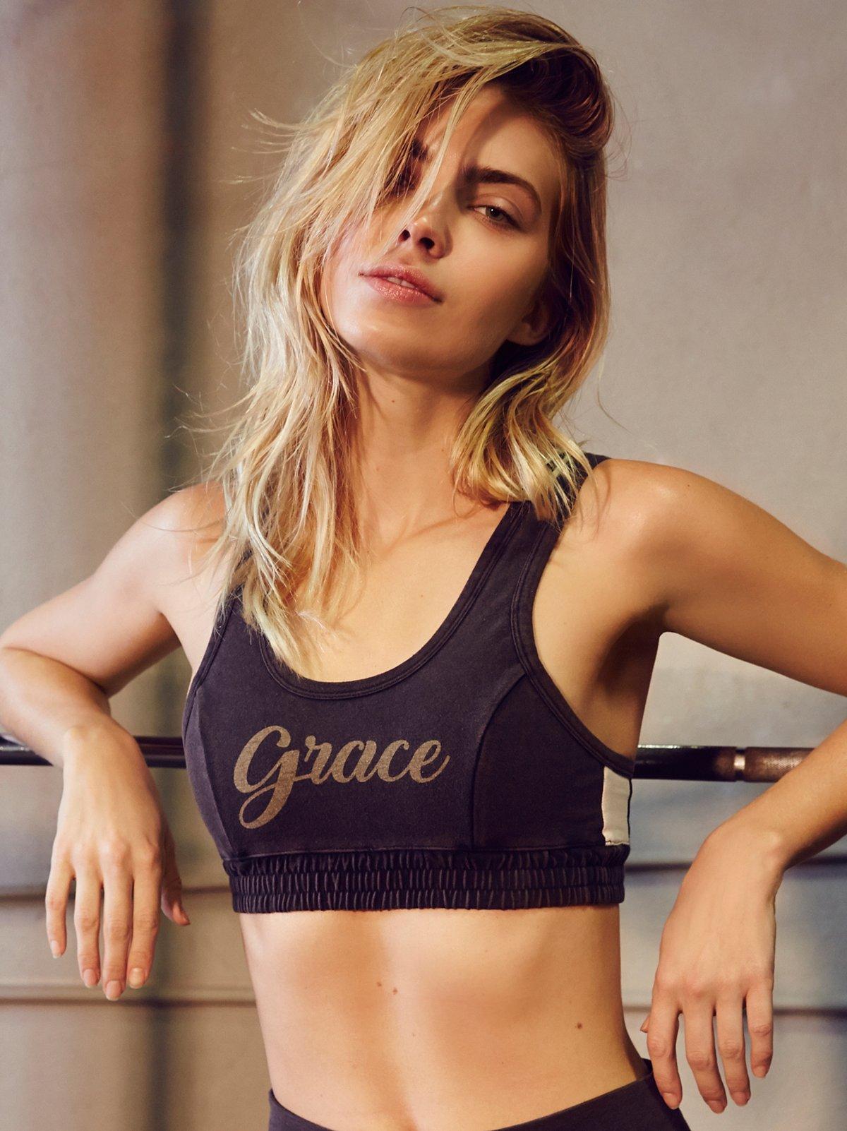 Grace Sports Bra