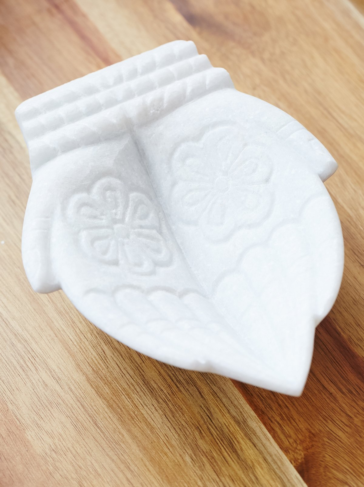 Marble Hands Dish