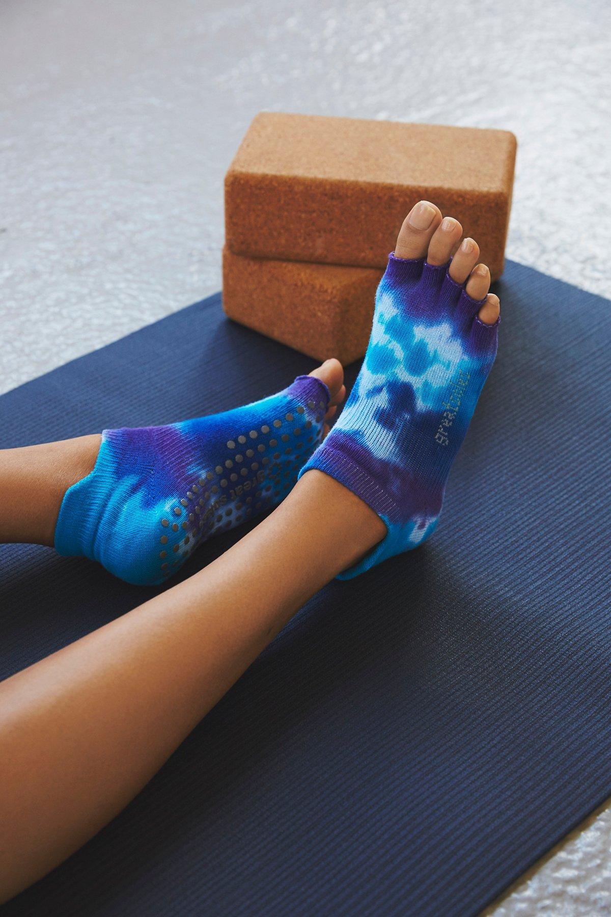Tie Dye Grip瑜伽袜