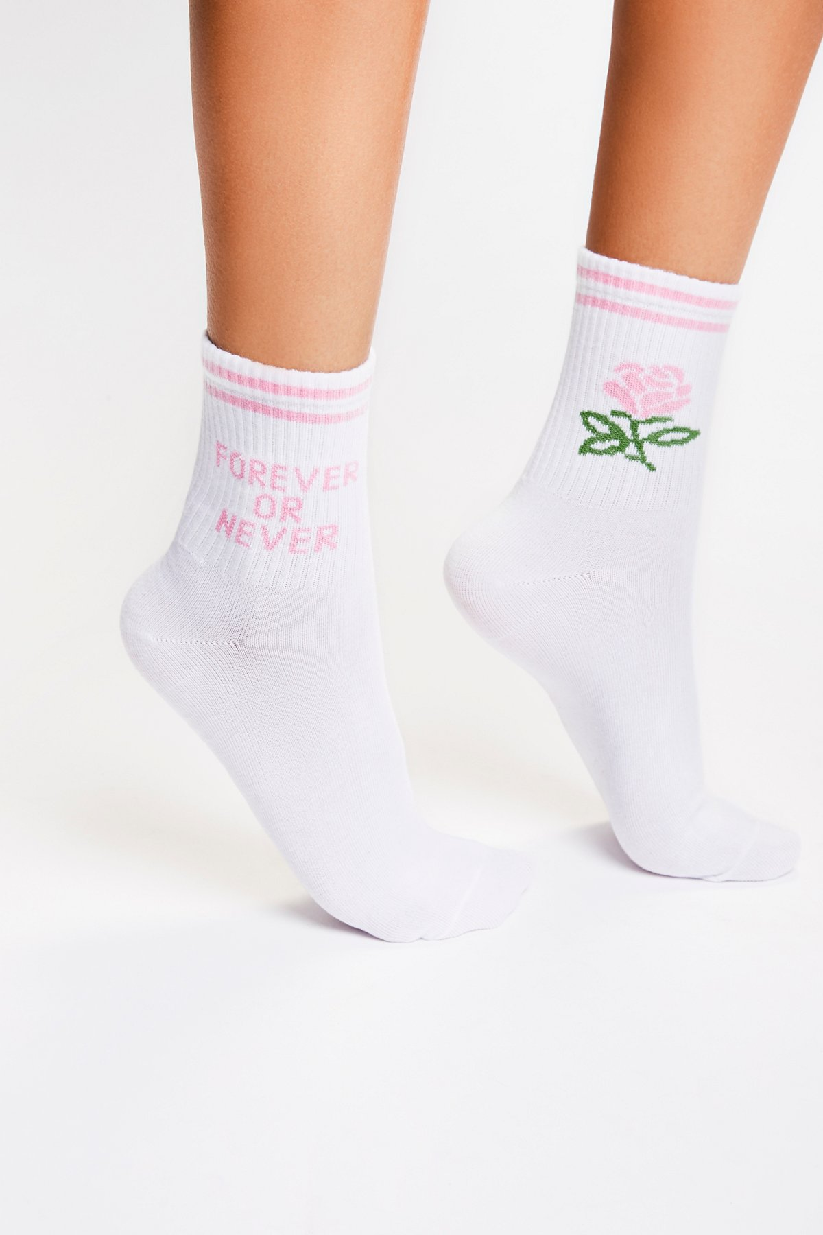Double Time Crew Sock