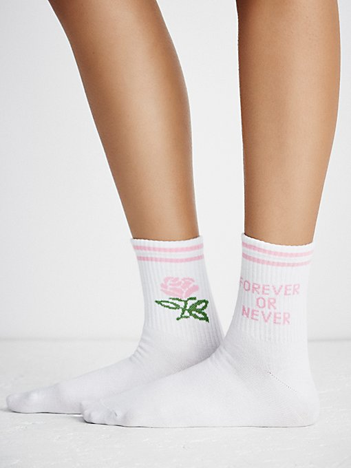 Product Image: Double Time Crew Sock